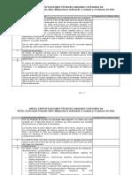 29 Especificaciones Cableado Estructurado