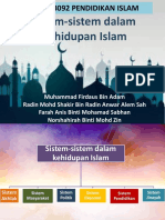 SISTEM KEHIDUPAN DALAM ISLAM.pptx