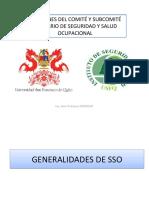 160111 Capacitación a Miembros Del Comité Paritario by JR