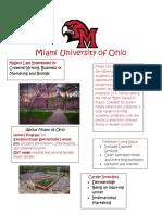 miami university of ohio