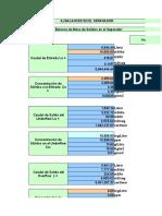 Ejercicios Correspondientes a Sedimentacion. Gabriel d. Victoria