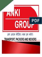 Anki Group Profile