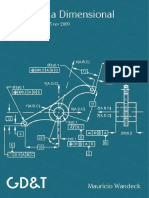 Engenharia Dimensional (GD&T) - Maurício Wandeck
