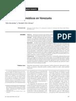 La Migración de Médicos en Venezuela