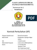 field management