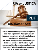 A Alegria Da Justiça