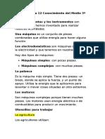 Tema 12 Conocimiento del Medio 3º EPO.doc