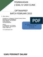 Pembahasan UKDI KLINIK 4 Batch Feb 2015.pdf