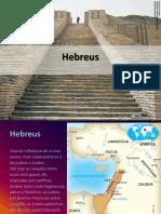 História Do Povo Hebreu