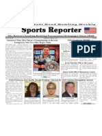 February 27 - March 5, 2019  Sports Reporter