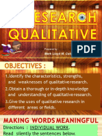(for Students) 2. Intro to Qualitative Research