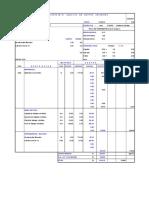 Analisis de costos unitariso