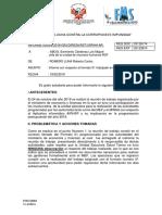 informe formato 01