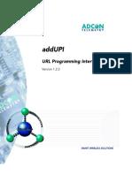 addUPI 1.2.2