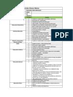 Lista Oficial de Materiales 8º Básico
