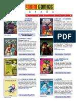 Catálogo Panini Marzo 2019