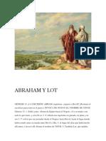 Abraham y Lot