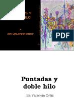 Puntadas y Doble Hilo - Ida Valencia Ortiz