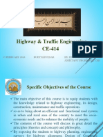 1-Introduction to Road System-I