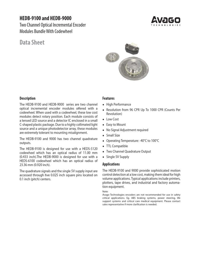 AV02-3608EN-DS-HEDB-9100-12Jun2012 (1) | Detector (Radio