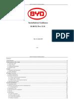 B-BOX Pro 13.8-8S Installation Guide V1.0_July 2017