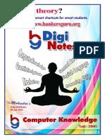 Digi Notes 05-01-2016 Computer