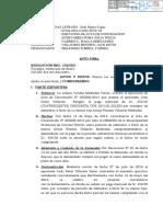 Resolución Nro. Cuatro Yuridia Melendez Torres