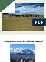 Geomorfología de Chile