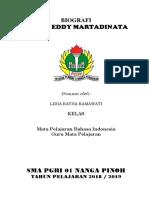 Biografi Re Martadinata