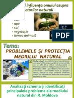 2930. Probleme Le Si Protectia Mediului Natural