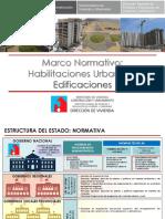Normas de Habilitación Urbana y de Edificaciones_ Piura
