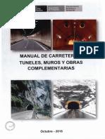 Manual de Tuneles y Obras Complementarias Aprobado RD 36 2016