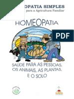 Cartilha Homeopatia (Versão Diagramada-2014)