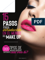 MAKE UP 15 PASOS