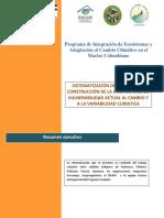 Impactos Economicos Del Cambio Climatico en Colombia Costos Economicos Eventos Extremos
