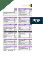 Calendario Grupo 2019