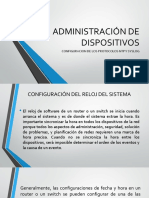 Administración de Dispositivos