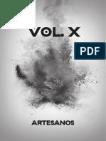 ARTESANO  Volúmen X - Alex Sampedro.pdf