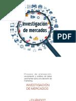 Clase 7 Investigación de Mercados