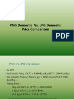 Png vs Lpg Rate Comp