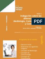 Sesión N° 2 - Opinión, Mediología, Virtualidad (2019)