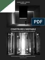 Construire l'ineffable _ une architecture spirituelle pour un lieu de recueillement.pdf