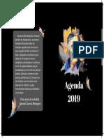 Agenda arcía Marquez