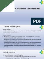 Penatalaksanaan Ibu Hamil Dengan HIV_dr. Lilia