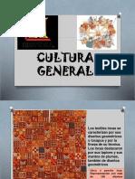 Diapositiva Cultura General