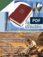 Beneficios Del Ayuno y La Oracion