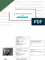 cronograma de orientación vacacional
