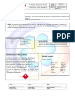 Dprc-211 Ficha Tecnica Etanol Revision