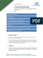 Los 7 Principios de Gestion de Calidad 2015