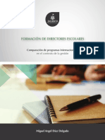 LibroFORMACIOìN DE DIRECTORES ESCOLARES